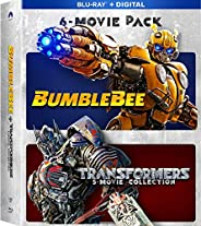 Bumblebee & Transformers Ultimate 6-Movie Collection [Blu-ray + Digi