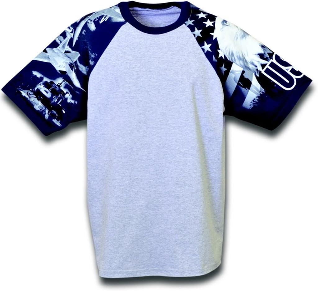 Air Force Designer Tシャツから日常生活