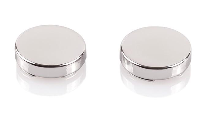 9 opinioni per Copri Bottoni Argento- L'Alternativa ai Gemelli per Camice Normali