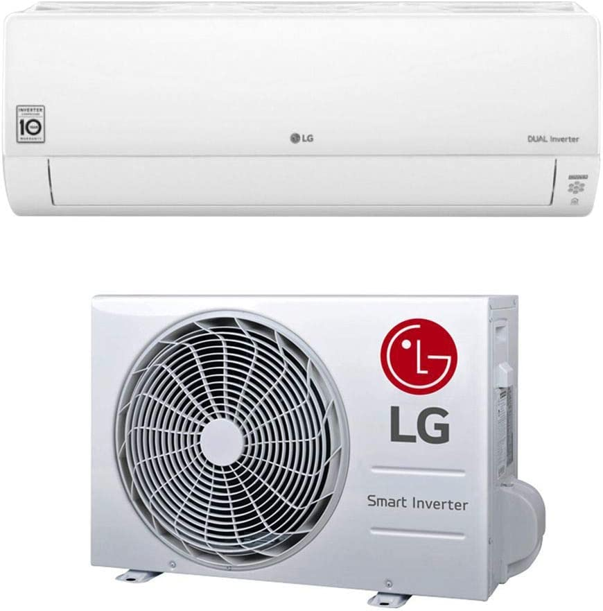 Aire acondicionado climatizador monosplit LG Standard Win Inverter ...