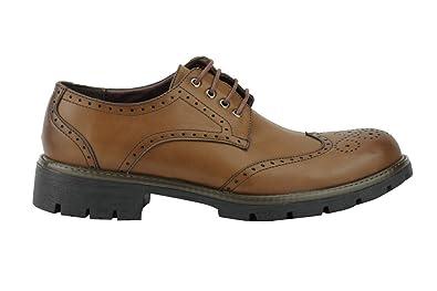 Xposed Boots Richelieu Homme - Marron - Marron, 44