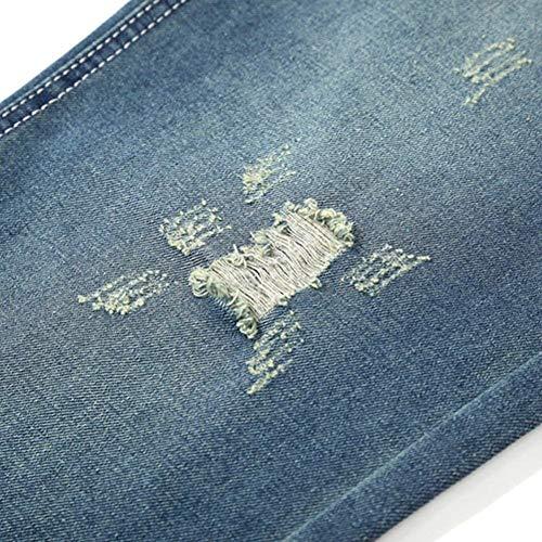 Aderenti Skinny Attillati Strappati Fit Da Uomo Colour Ragazzi Classiche Denim Pantaloni Lavati Stretch Slim Rt Jeans x7BnWRq1O