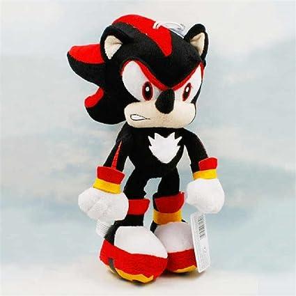 Amazon Com Sonic The Hedgehog Plush 11 8 Inch 30cm Shadow Black