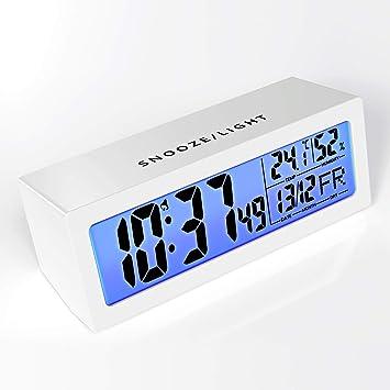 Cocoda Despertadores Digitales con Función Snooze Activada por Un ...