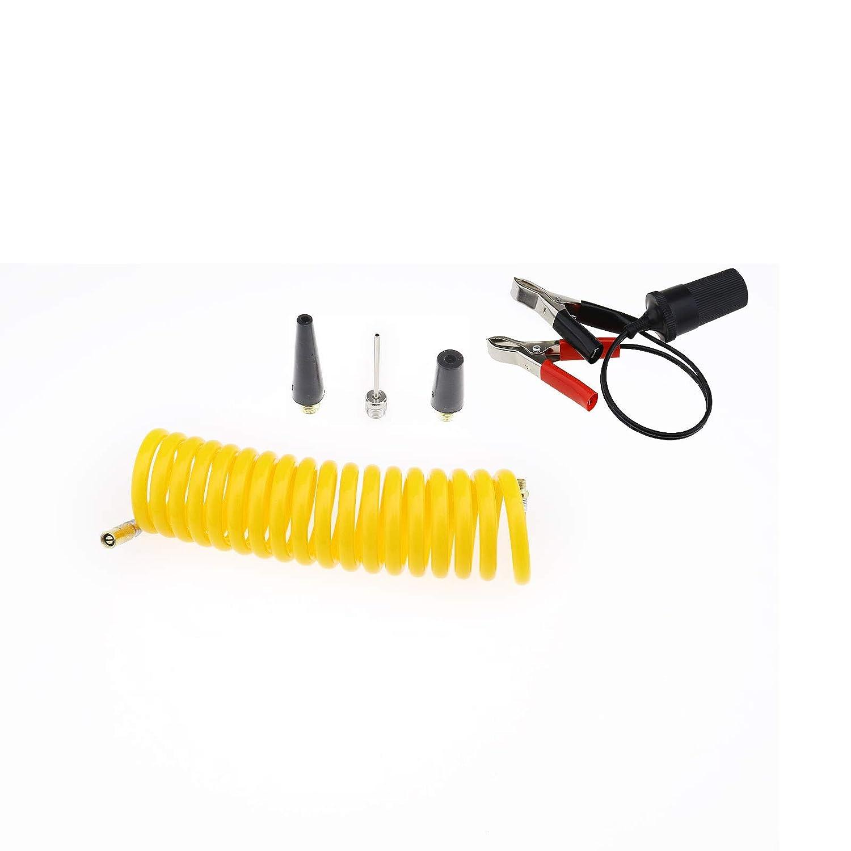 Create Idea Lot de compresseur dair Double Cylindre 150 psi 70 l//Min DC 12 V