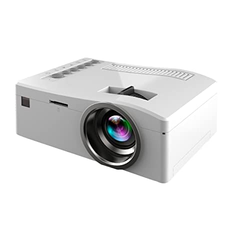 Proyector de Video UC18 1080P HD Home Entertainment LCD ...
