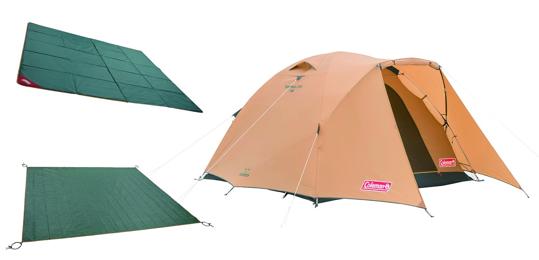 コールマン テント タフドーム/2725 スタートパッケージ