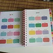 Agenda escolar 2019-2020 Lyona (TANTANFAN)