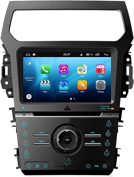 Amazon.com: RoverOne Android 8.0 In Dash Car DVD GPS ...