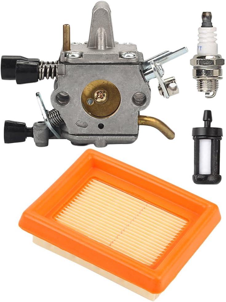 harbot FS250 carburador con aire filtro de combustible bujías para ...