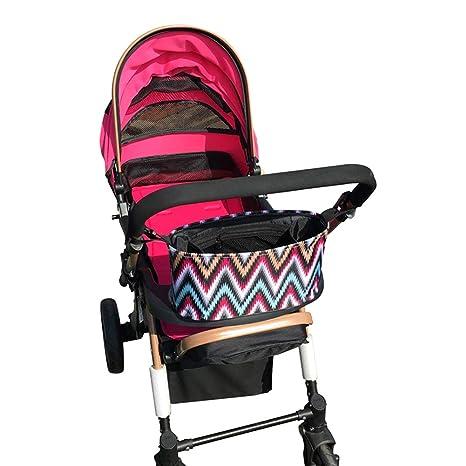 Organizador para cochecito de bebé, bolsa de almacenamiento para ...