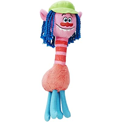 "Bulex DreamWorks Trolls 24"" Jumbo Cooper Plush Figures Soft Toys, Trolls Dolls, Trolls World Tour Collectible Dolls: Toys & Games"