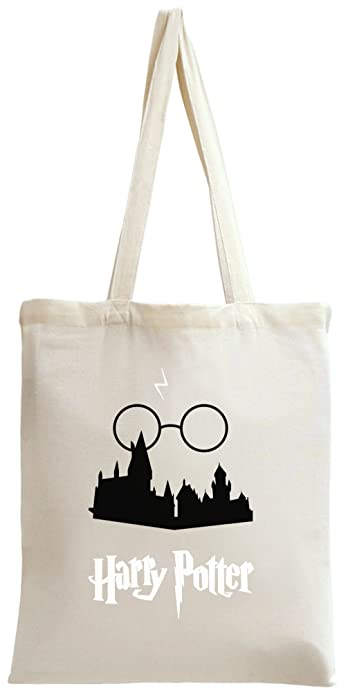 Harry Potter vector poster Tote Bag