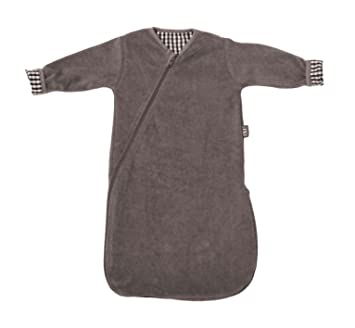 iSi Mini 9021036 a Saco de dormir con mangas largas, con cremallera especial, longitud