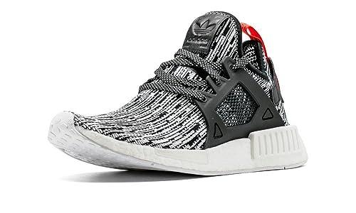 online store 04849 f26ea Adidas S32216 Men NMD_XR1 PK White Black: ADIDAS: Amazon.ca ...