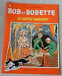 Bob et Bobette, tome 74 : Le matou marrant par Vandersteen
