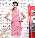 DXG&FX kitchen apron work clothes household aprons-B