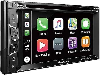 Pioneer Double DIN Multimedia DVD Apple Car Play Receiver