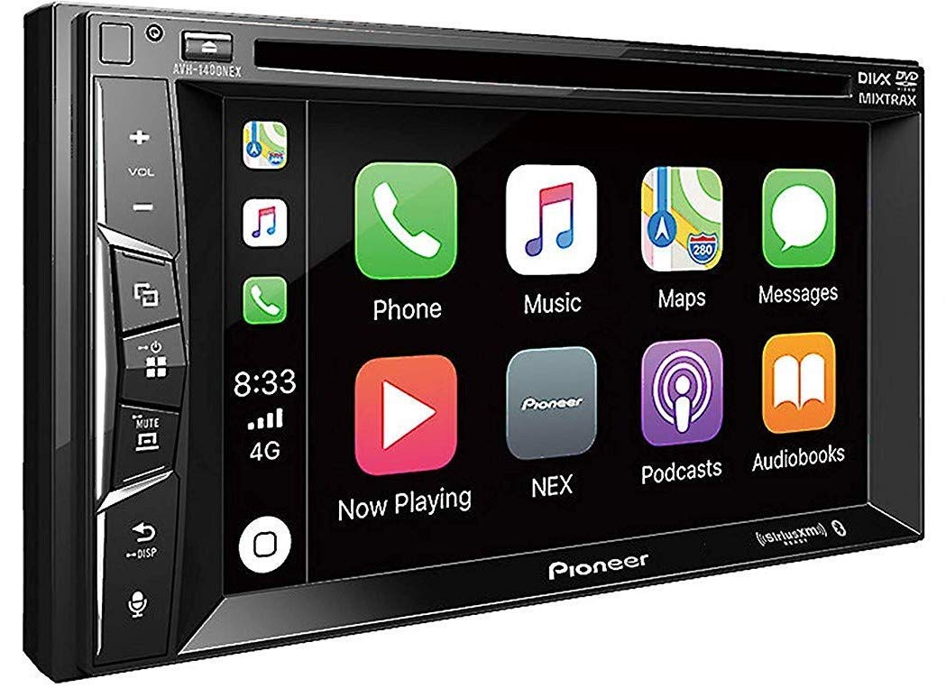 Pioneer AVH-1400NEX Digital Multimedia Receiver