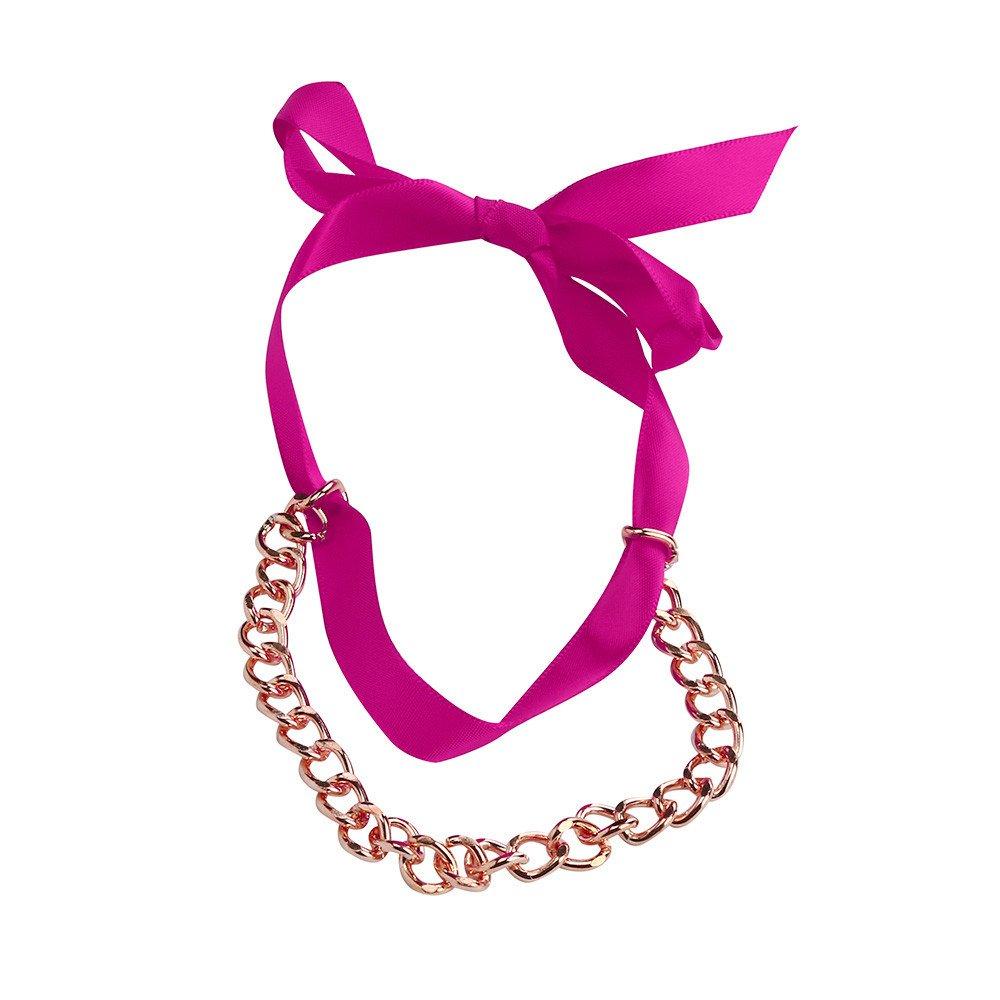 QIGUANDZ Women Fashion Jewelry Boot Bracelet Ribbons Metal Chain Shoe Anklet Bow Tie Bling Charm