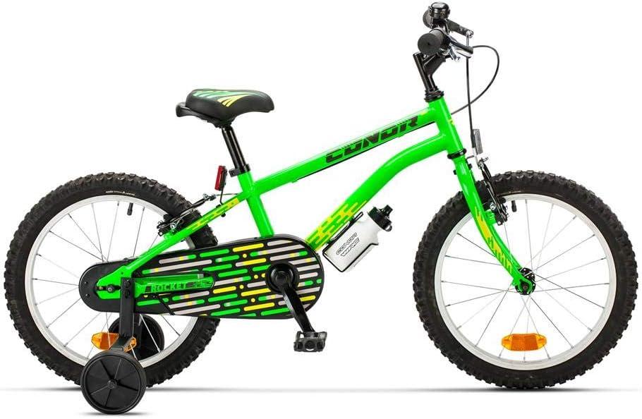 Conor Bicicleta Rocket. Bicicleta Infantil de Cuatro Ruedas. Bici ...