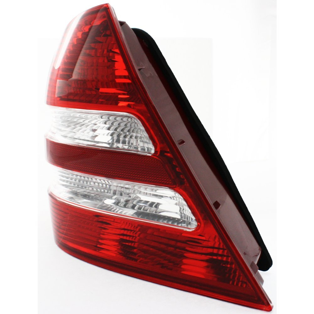 Evan Fischer Eva15672033347 Tail Light For Mercedes Benz C280 4matic 2007 Side Markers Repair Wire Harness C Class 05 07 Lens And Housing Sedan Left Automotive