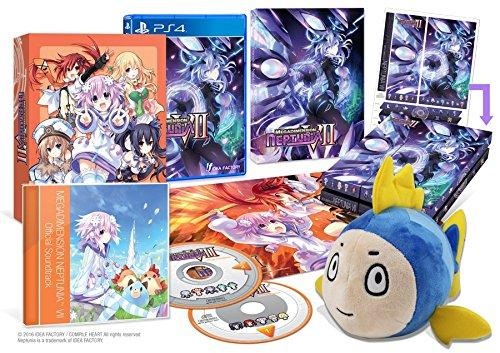 (Megadimension Neptunia VII [Limited Edition] - PlayStation 4)