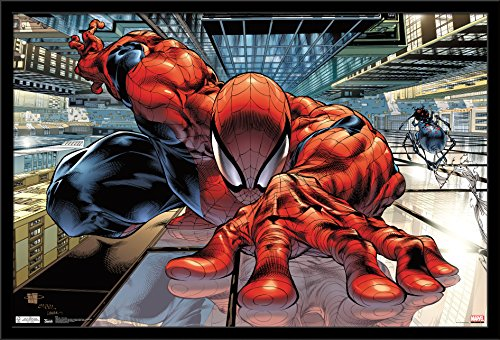 Trends International Wall Poster Spider-Man Crawler, 24 x 36