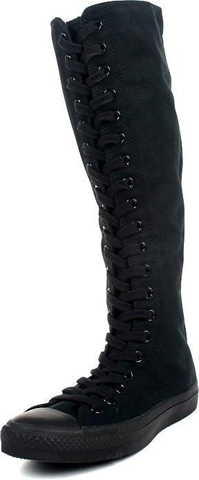 Star XXHI Zipper XX-Hi Canvas Shoes