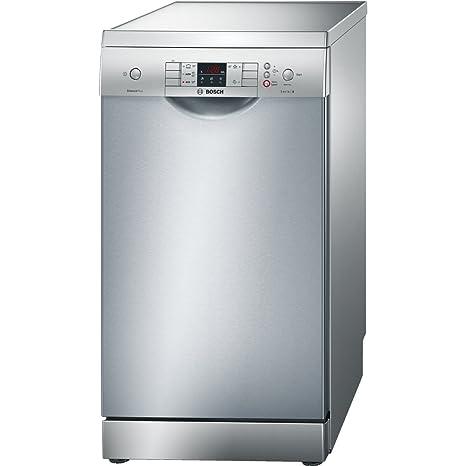Bosch Serie 6 SPS53N18EU lavavajilla Independiente 9 cubiertos A+ ...