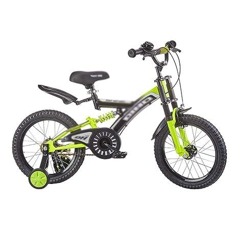 DYFYMXBicicleta niño Bicicleta de Pedal Bicicleta for niños ...