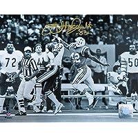 $45 » Willie Gault Signed Chicago Bears Super Bowl XX Catch B&W 8x10 Photo