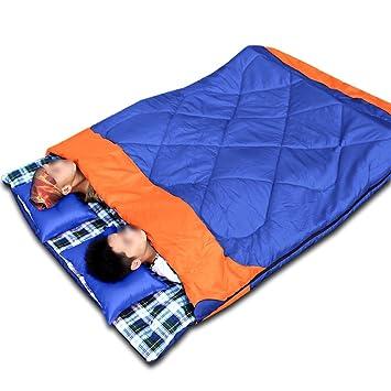 LJHA shuidai Saco de Dormir/Saco de Dormir Doble/Saco de Dormir Al Aire