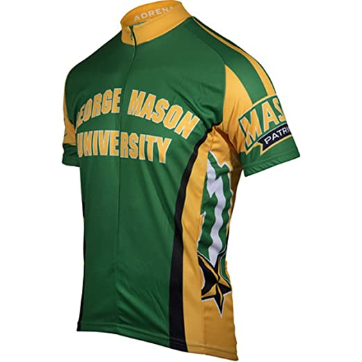 NCAA Men/'s Adrenaline Promotions Howard University Cycling Jersey