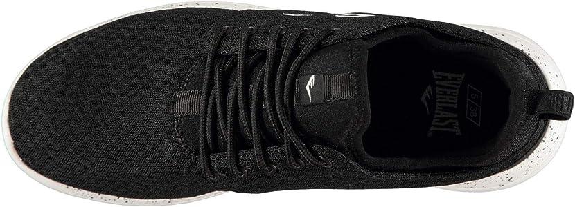 Everlast Unisex Niños Sensei Run Zapatillas Deportivas De Running Negro/Blanco 38 EU: Amazon.es: Zapatos y complementos