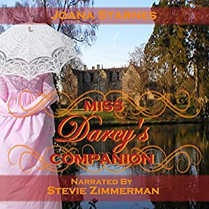 Miss Darcy's Companion Audiobook