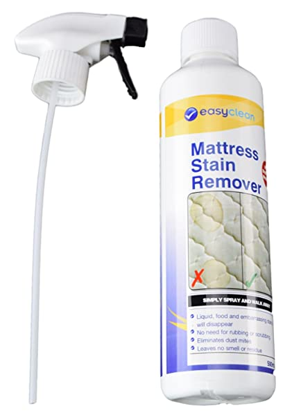 Mattress Stain Remover Amazoncouk Kitchen Home