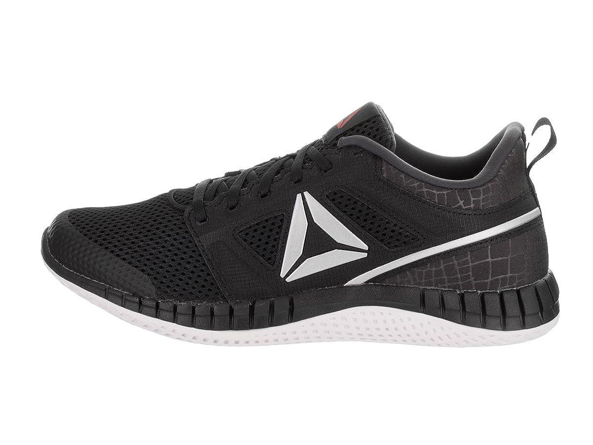 149b1003f551 ... cheap price 766f7 40637 Amazon.com Reebok Womens Zprint Pro Black  Running