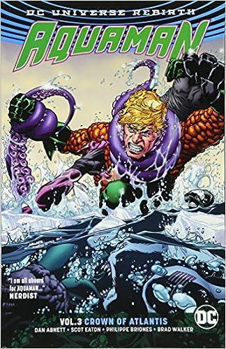 Book Aquaman TP Vol 3 (Rebirth)