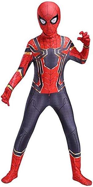 Amazon.com: Disfraz de superhéroe de licra y licra para ...