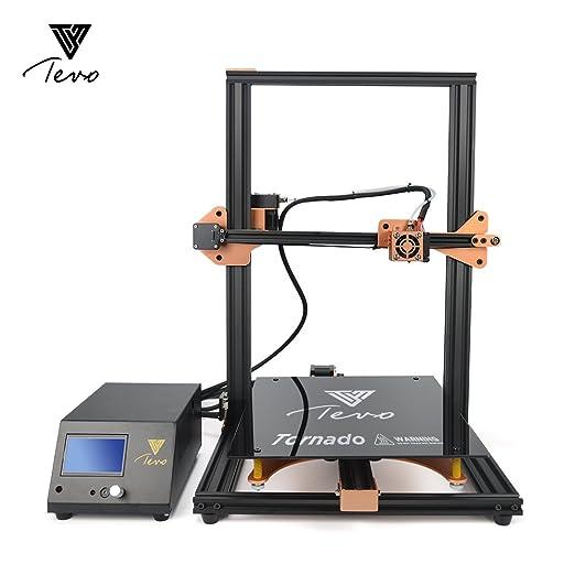 TEVO Tornado DIY Kit de impresora 3D 300 * 300 * 400 mm Tamaño de ...