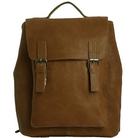 45449423300 Ashwood Unisex Full Grain Leather Backpack Tan   Ryan NA  Amazon.co.uk   Luggage