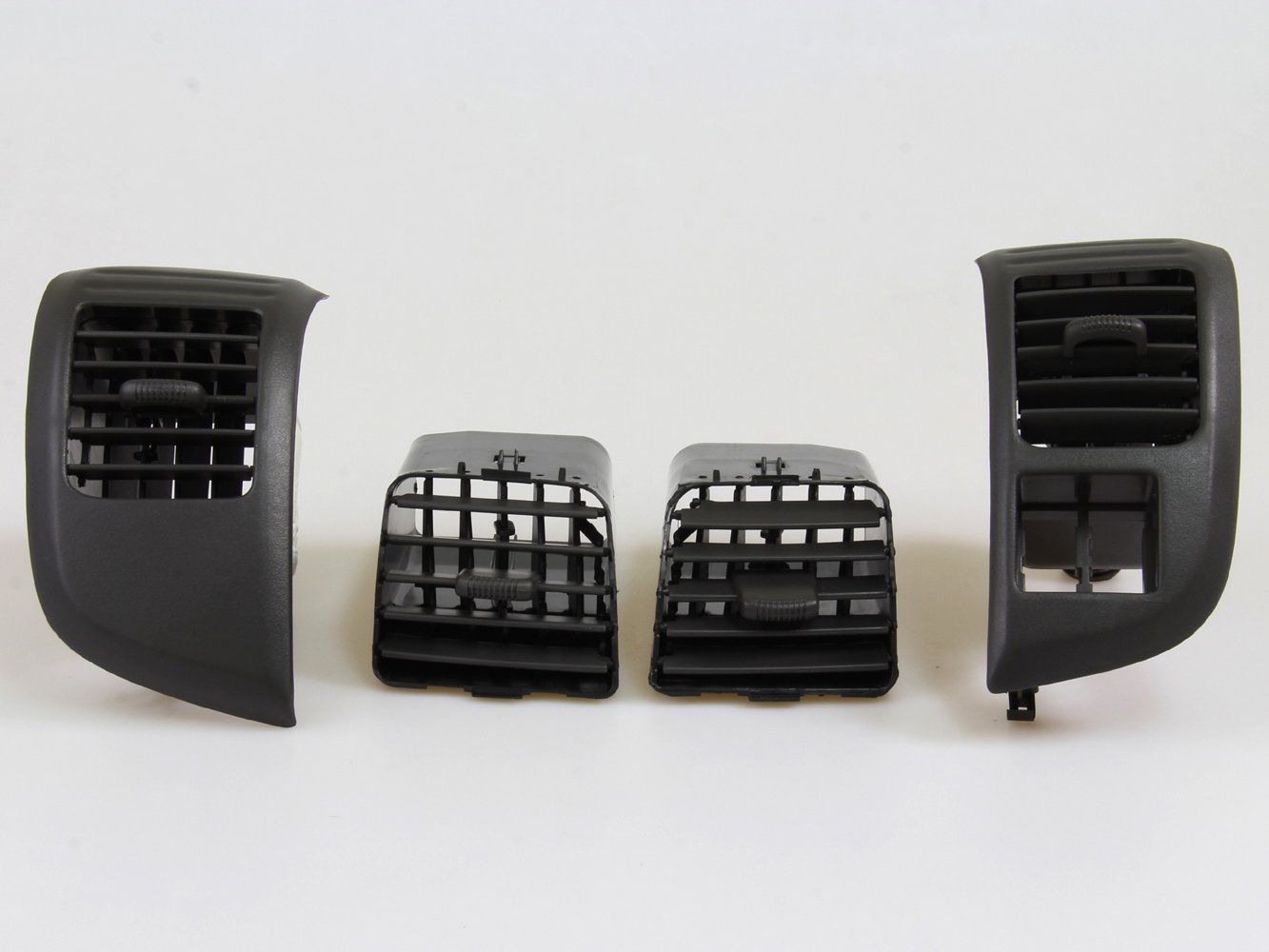 ISUZU D-MAX PICKUP TRUCK GMC CANYON RODEO 03-08 RA AIR VENT VENTILATOR SET 4 Pcs Pai Square ISUZU D-MAX PICKUP GMC CANYON RODEO