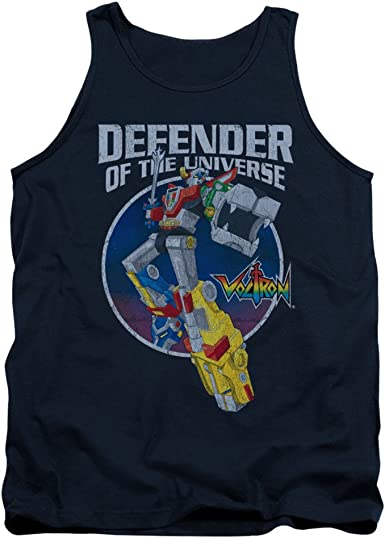 Voltron Defender Of The Universe Costume Sublimation Licensed Adult T Shirt
