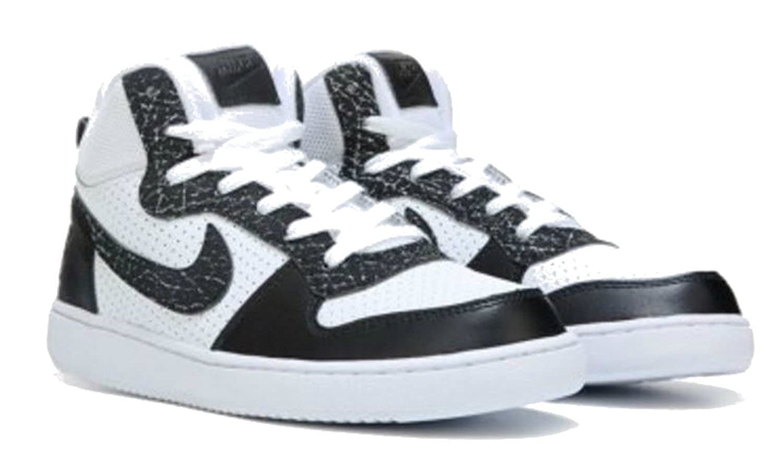 3bab4a9e8c7938 NIKE Court Borough Mid Premium Kids  Amazon.in  Shoes   Handbags