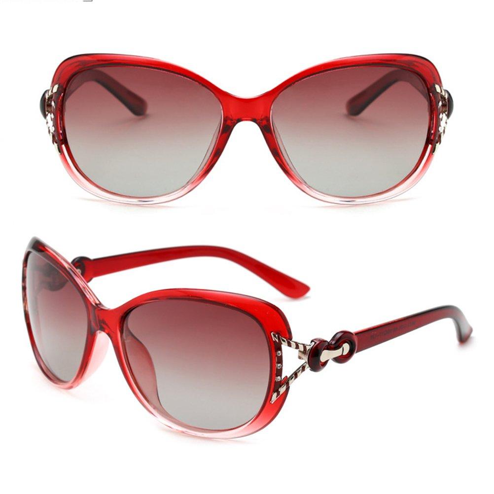 Zhhyltt Marco Grande Moda Elegante Gafas Gafas 19732 De Sol ...