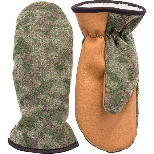 Stormy Kromer Tough Mitts - Wool Winter Gloves from Stormy Kromer