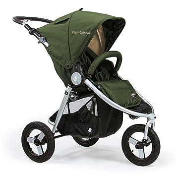 Amazon.com: Bumbleride Indie - Cochecito, color verde: Baby