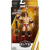 WWE Wrestling Elite Fan Central Triple H Exclusive Action Figure