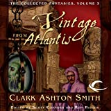 Bargain Audio Book - A Vintage from Atlantis  Collected Fantas